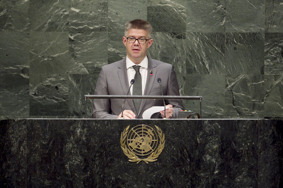 H.E. Mr.Gunnar Bragi Sveinsson