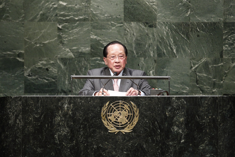 H.E. Mr.Hor Namhong