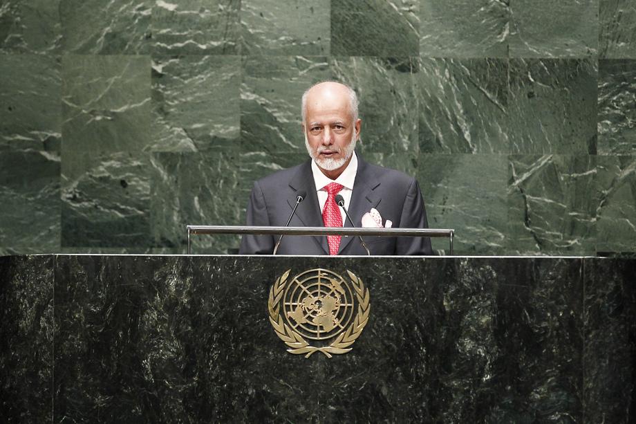 S.E. M.Yousef Bin Al-Alawi Bin Abdulla
