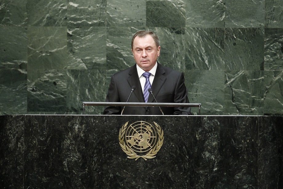 H.E. Mr.Vladimir Makei