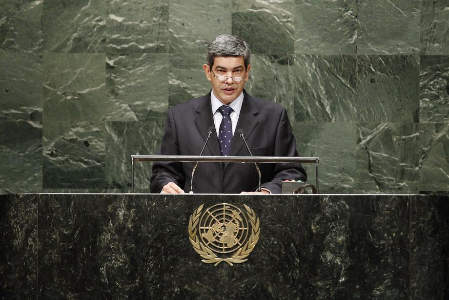 H.E. Mr.Fernando Jorge Wahnon Ferreira
