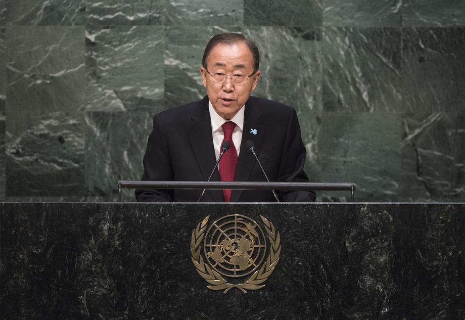 H.E. Mr.Ban Ki-moon