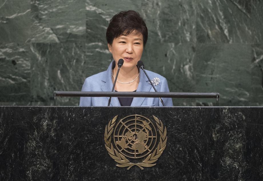 H.E. Ms.Park Geun-hye
