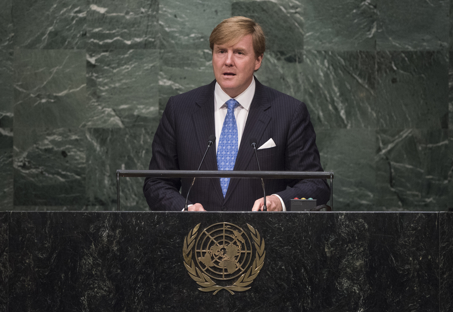 S.M. M.Willem-Alexander
