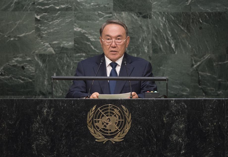 H.E. Mr.Nursultan Nazarbayev