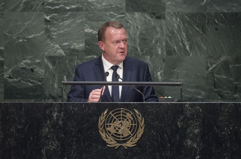 H.E. Mr.Lars Løkke Rasmussen