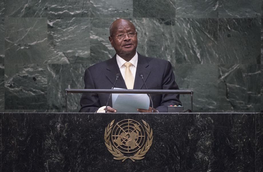 S.E. M.Yoweri Kaguta Museveni
