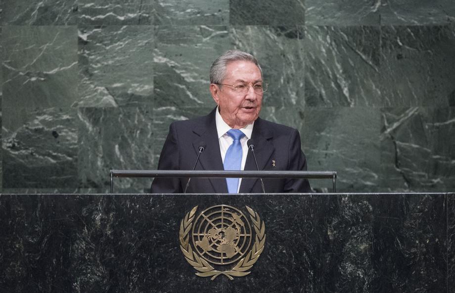 H.E. Mr.Raúl Castro Ruz