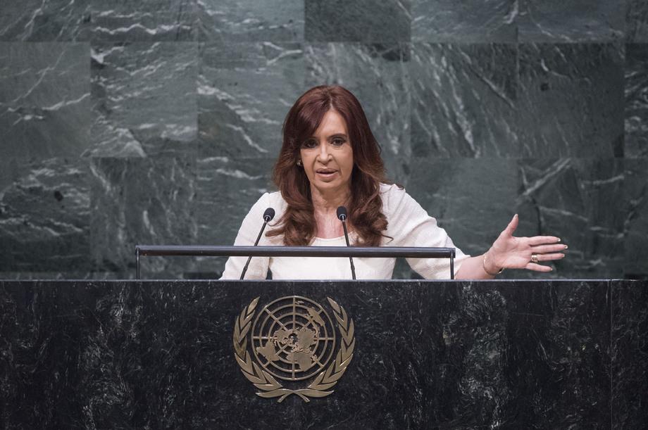 S.E. MmeCristina Fernández de Kirchner