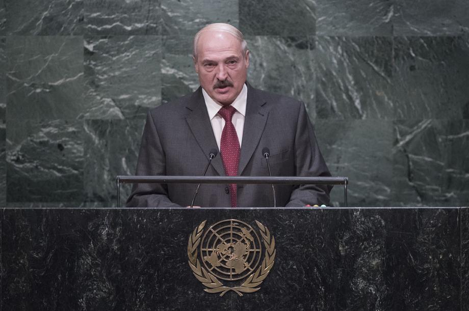 H.E. Mr.Alexander Lukashenko