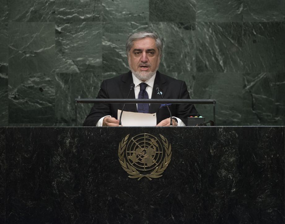 S.E. M. Dr Abdullah Abdullah