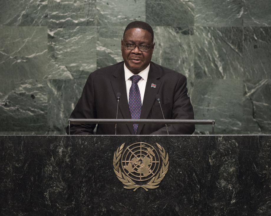 H.E. Mr.Arthur Peter Mutharika