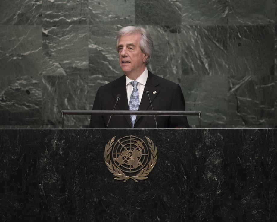 H.E. Mr.Tabaré Vázquez