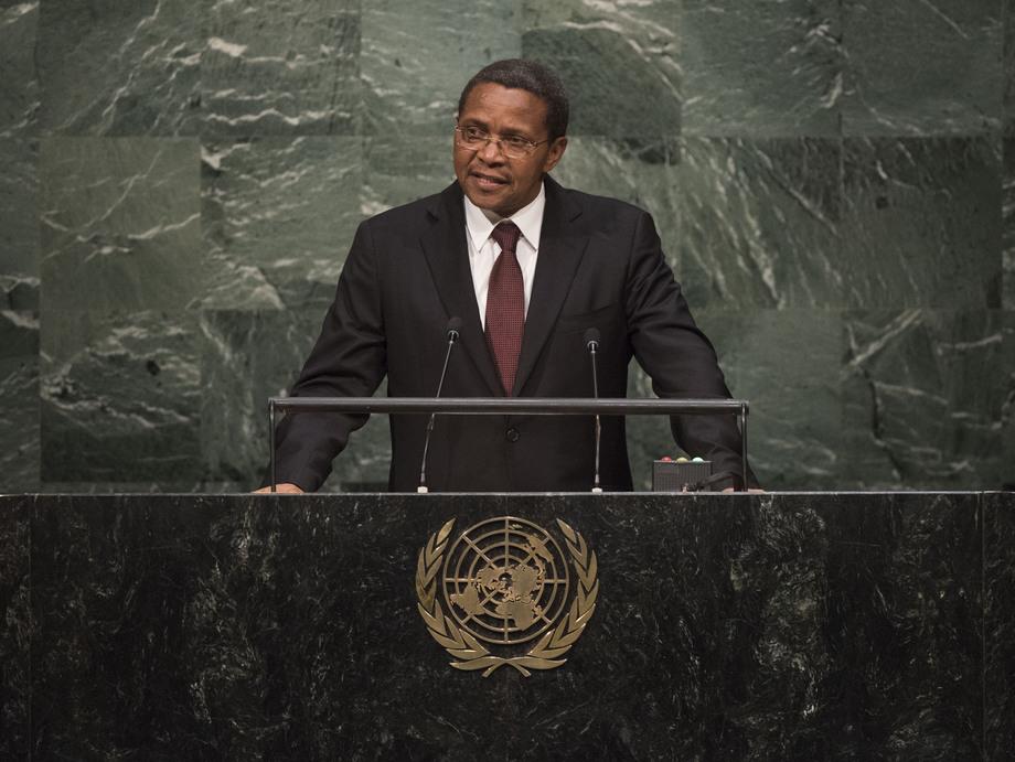 H.E. Mr.Jakaya Mrisho Kikwete