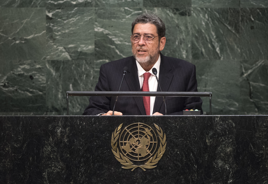 H.E. Mr.Ralph Gonsalves