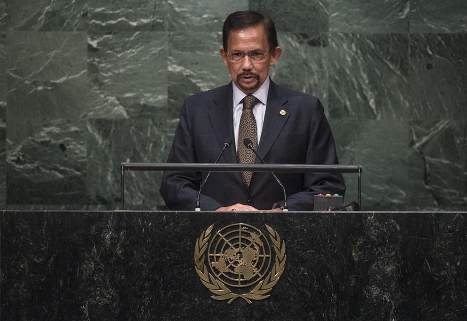 H.M. Mr.Sultan Hassanal Bolkiah Mu'izzaddin Waddaulah