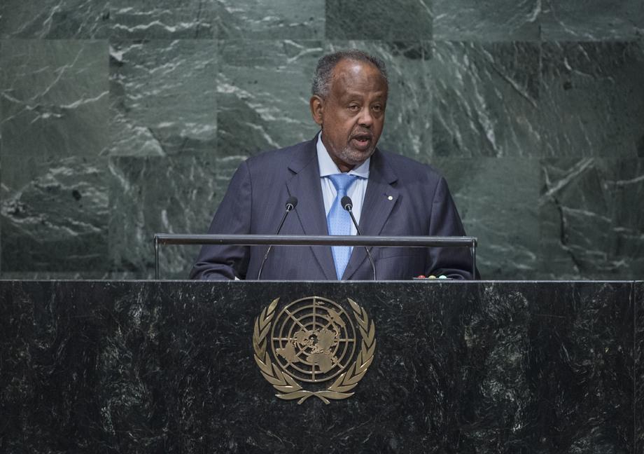 H.E. Mr. Ismaël Omar Guelleh