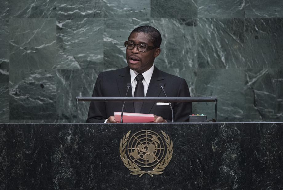 S.E. M.Teodoro Nguema Obiang Mangue