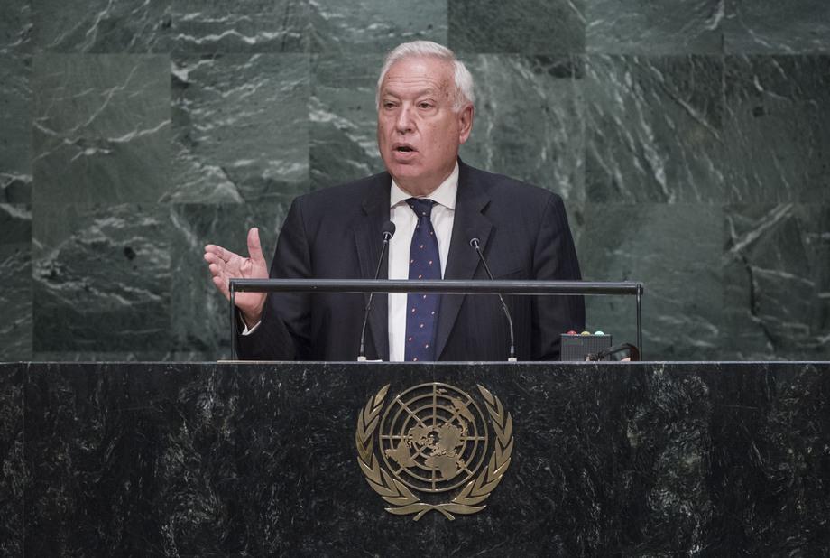 H.E. Mr.José Manuel García Margallo