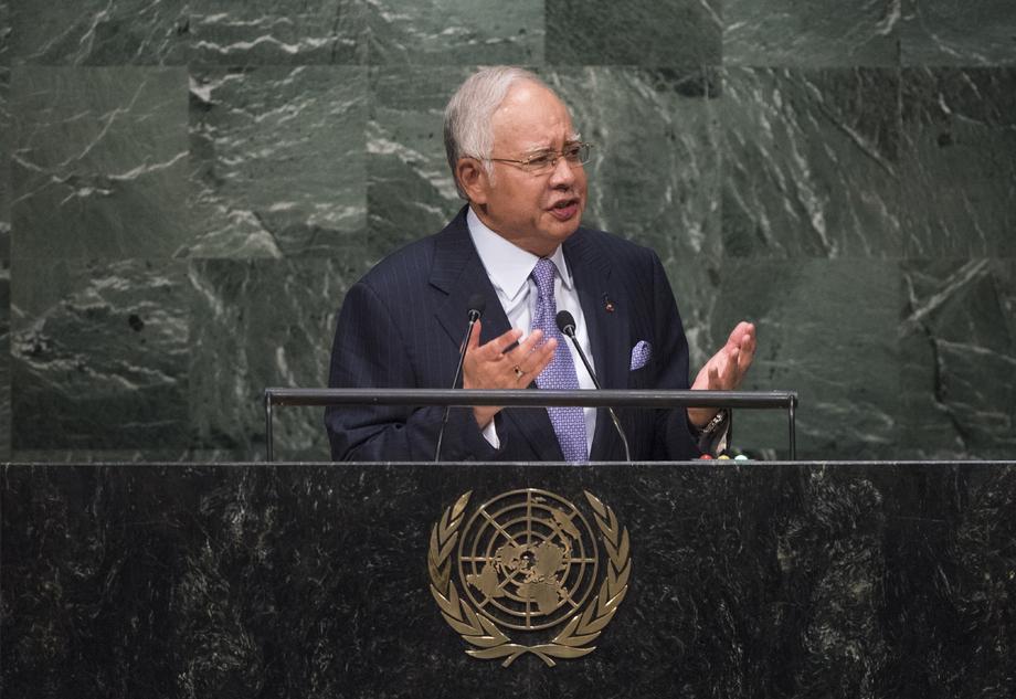 H.E. Mr.Dato' Sri Mohd Najib Bin Tun Haji Abdul Razak
