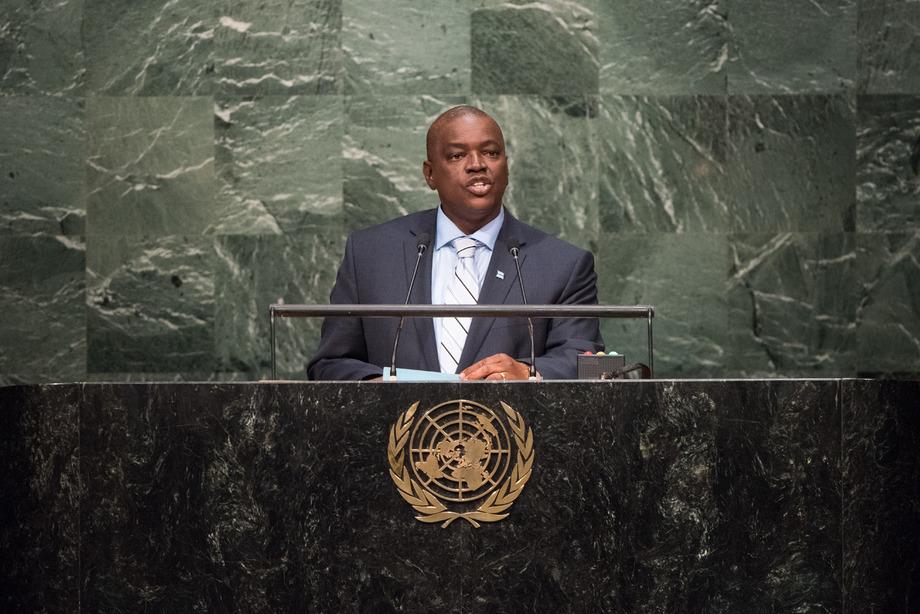 H.E. Mr.Mokgweetsi Eric Keabetswe Masisi