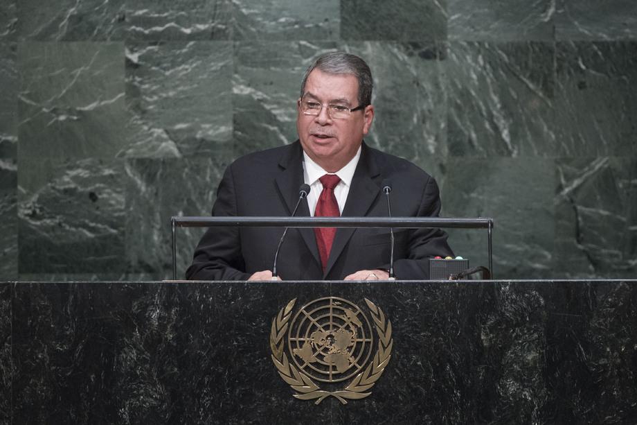 H.E. Mr.Moisés Omar Halleslevens Acevedo