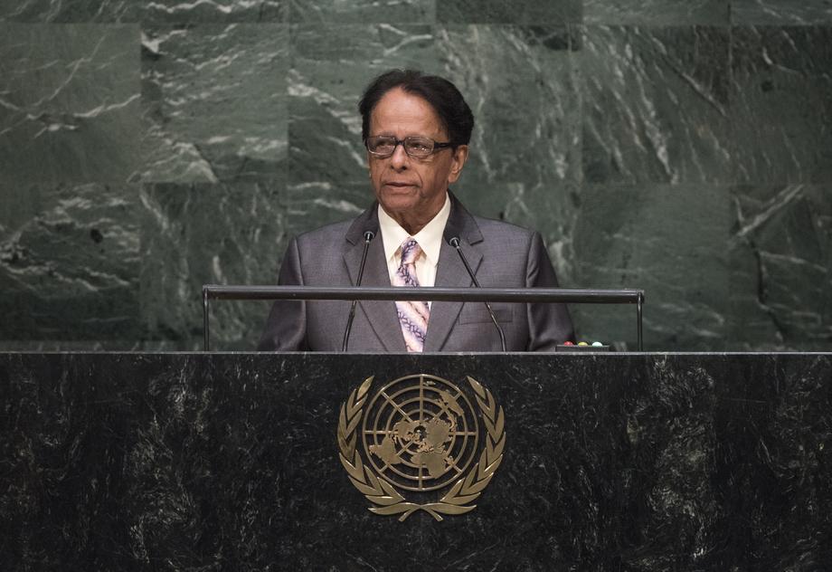 S.E. M. Anerood Jugnauth