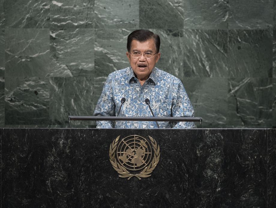 H.E. Mr.Muhammad Jusuf Kalla
