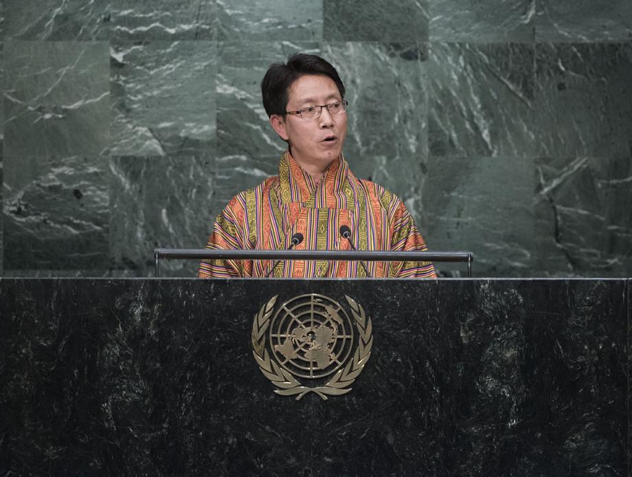 H.E. Mr.Damcho Dorji