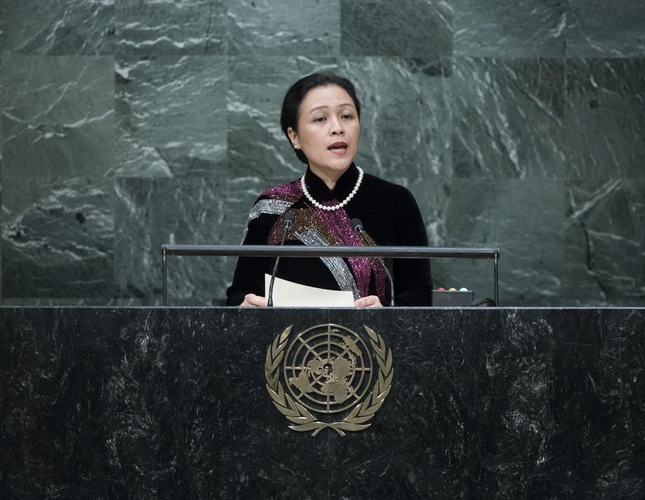 H.E. Mrs.Nguyen Phuong Nga