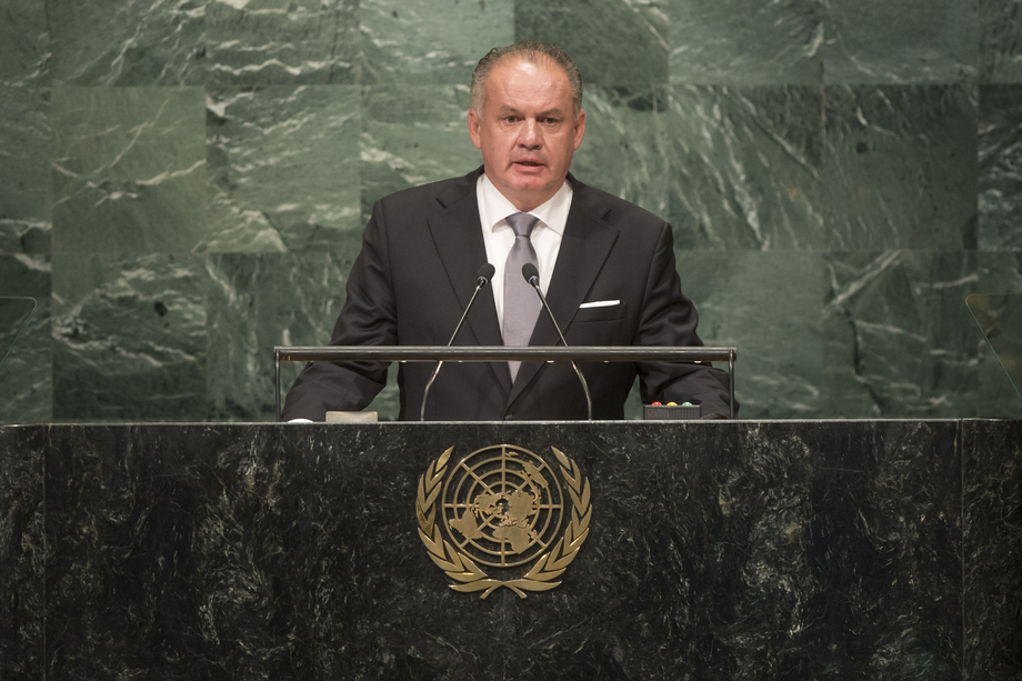 H.E. Mr. Andrej Kiska