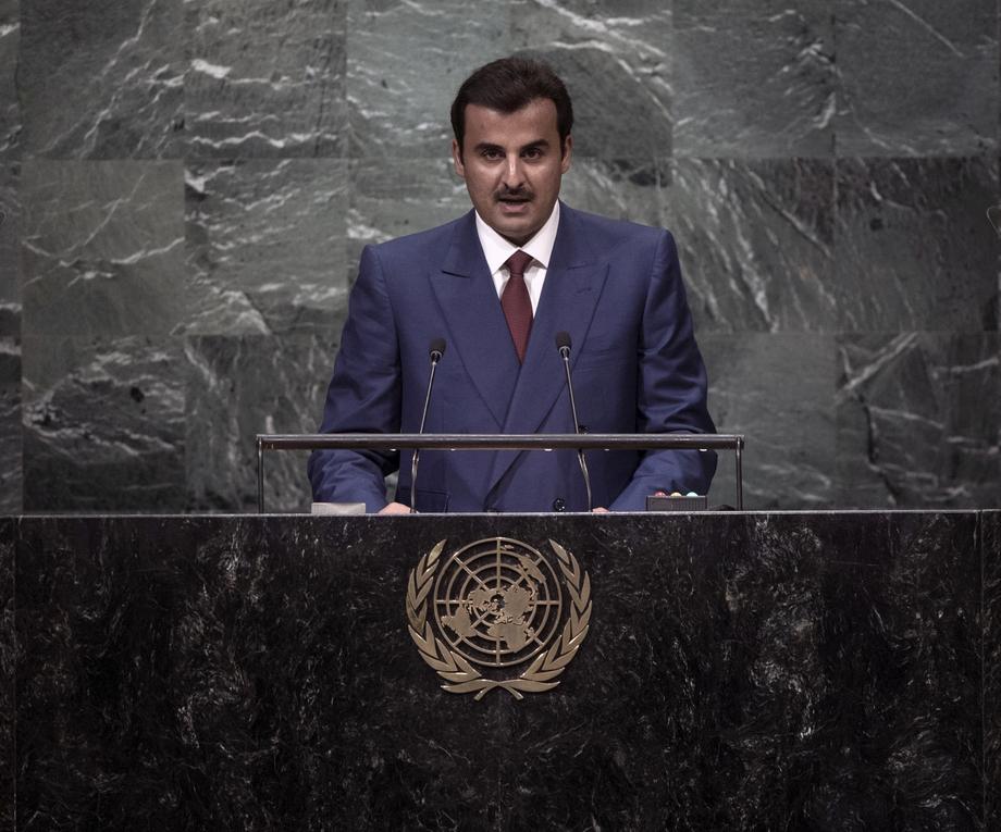 S.M.Sheikh Tamim bin Hamad AL-THANI