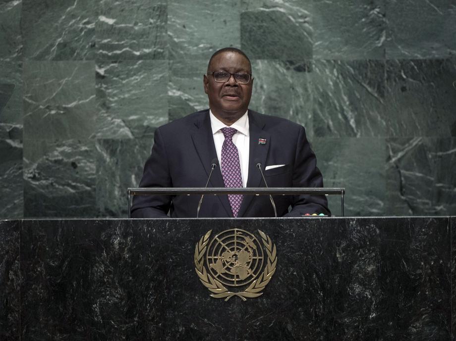 S.E. M.Arthur Peter Mutharika
