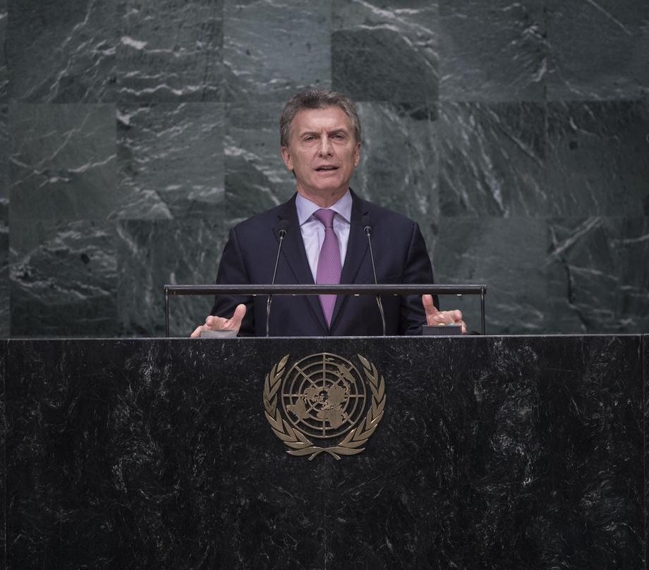 S.E. M.Mauricio Macri