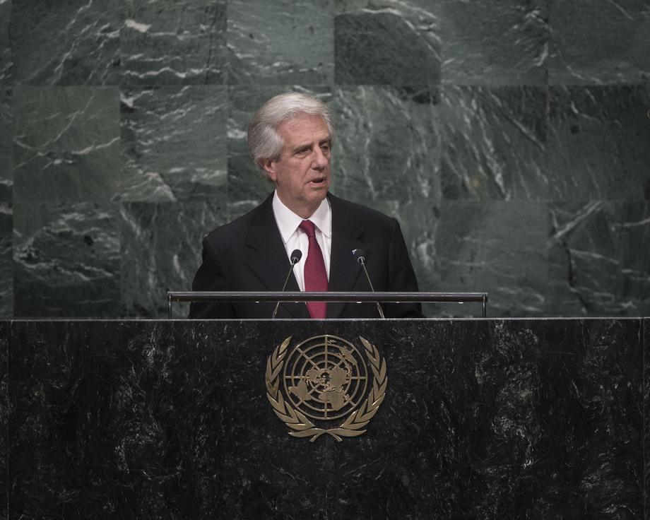 S.E. M.Tabaré Vázquez