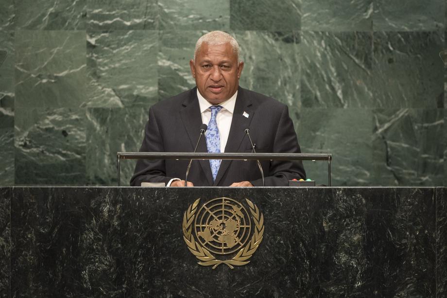 H.E. Mr.Josaia Voreqe Bainimarama
