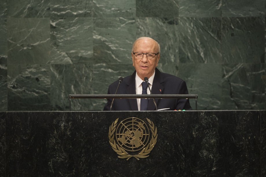 H.E. Mr.Béji Caïd Essebsi