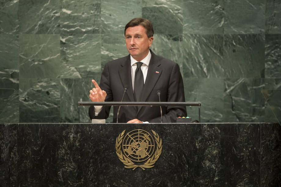 S.E. M.Borut Pahor