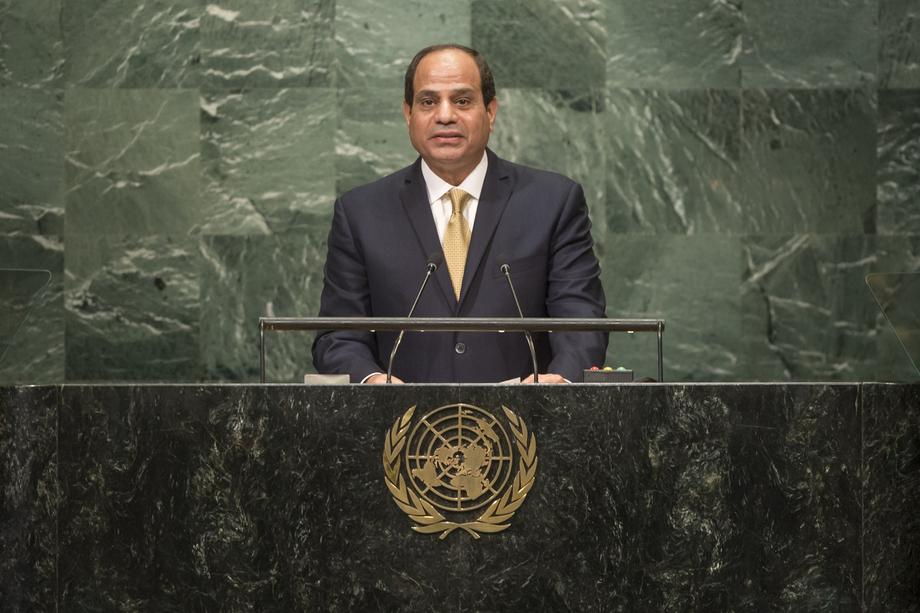 H.E. Mr.Abdel Fattah Al Sisi