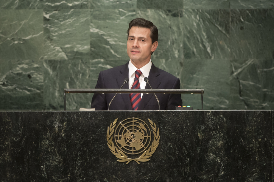 H.E. Mr.Enrique Peña Nieto