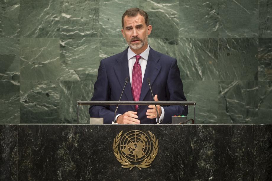S.E. M.Don Felipe VI
