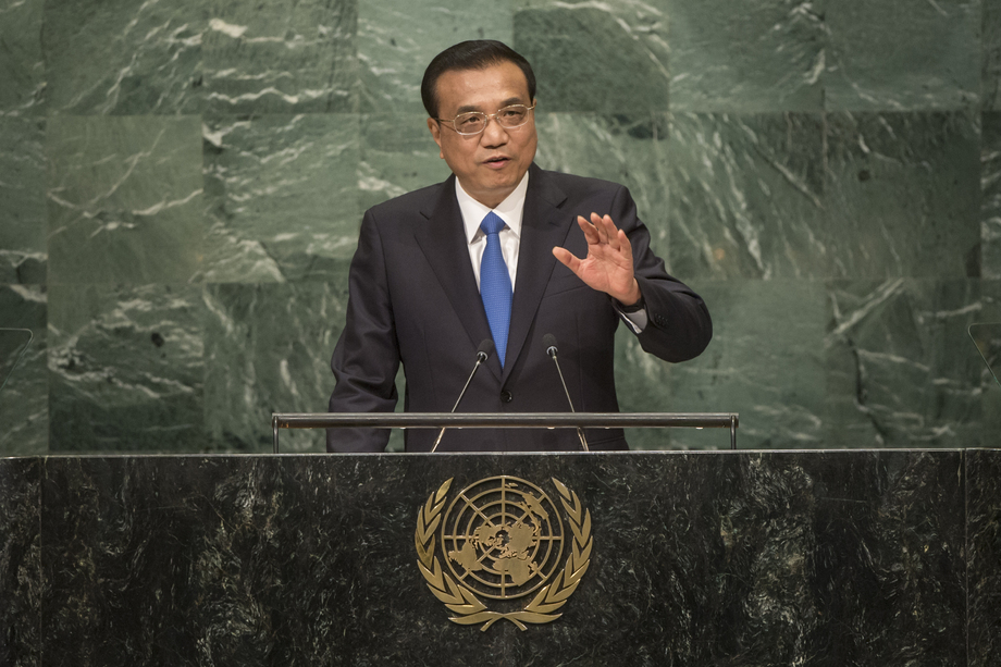 H.E. Mr.Li Keqiang