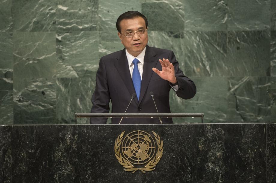 S.E. M.Li Keqiang