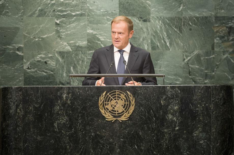 H.E. Mr.Donald Tusk