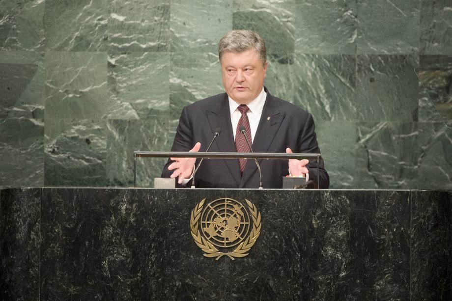 S.E. M.Petro Poroshenko