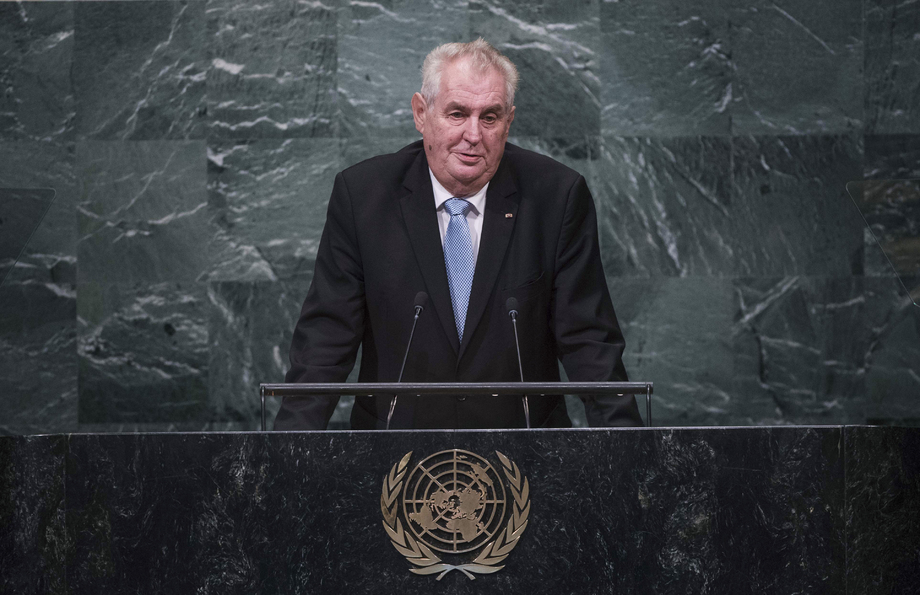 S.E. M.Miloš Zeman