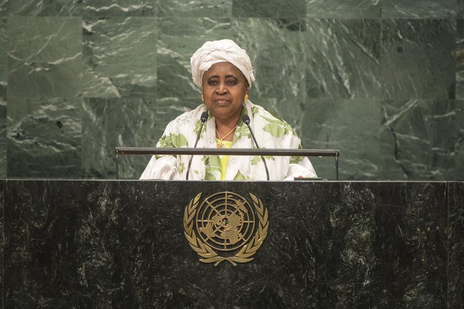 H.E. Ms.Isatou Njie Saidy