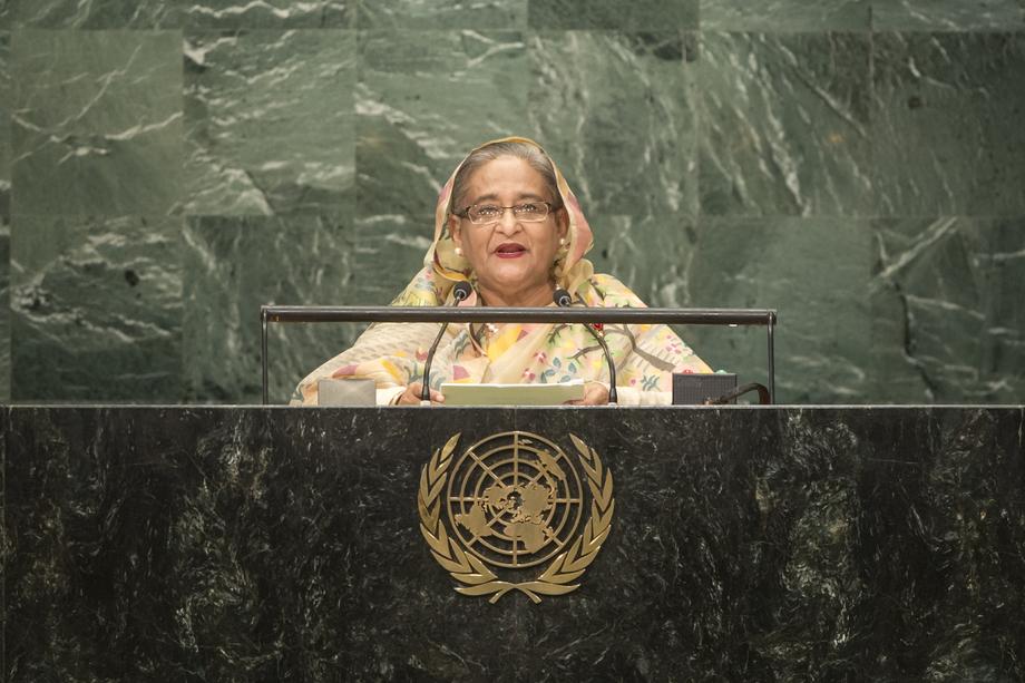 S.E. MelleSheikh Hasina