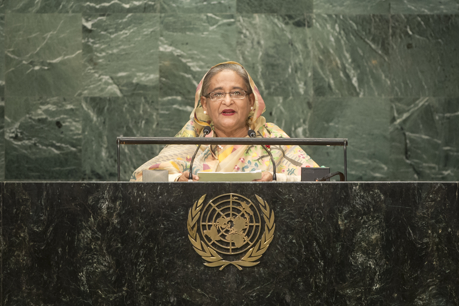 H.E. Ms.Sheikh Hasina