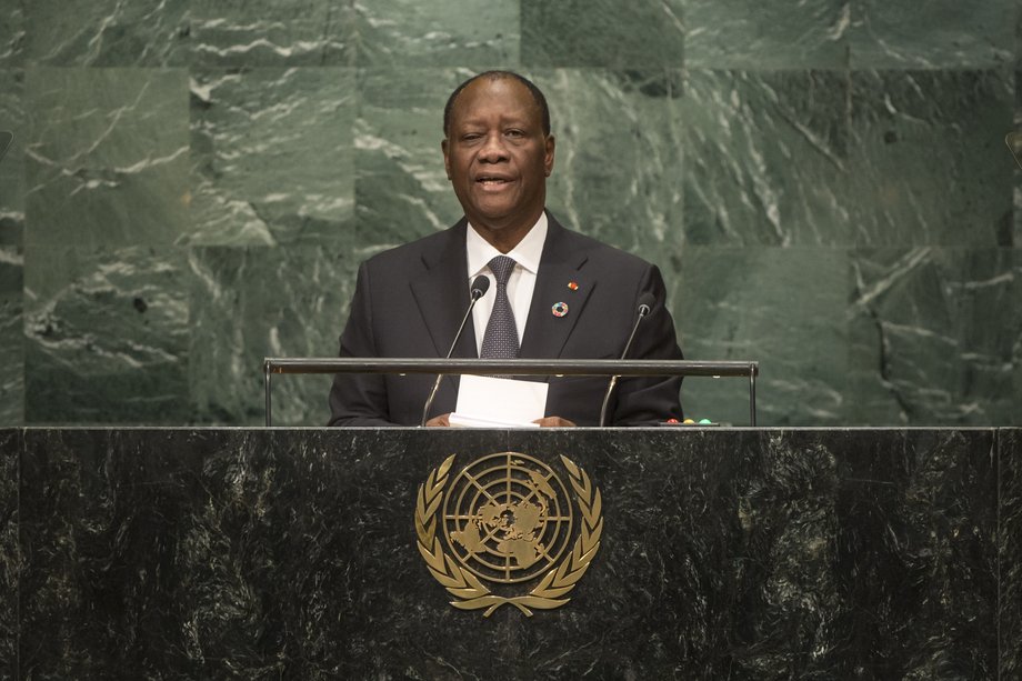S.E. M.Alassane Ouattara